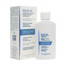 Kelual Ds Shampoo 100ml Ducray