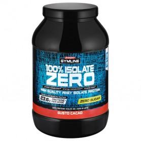 Enervit Gymline 100% Whey Isolate Zero gusto Cacao Senza Zucchero