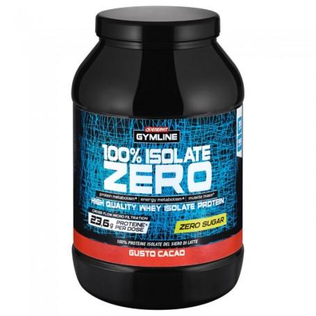 Gymline 100% Whey Iso Zero Cac