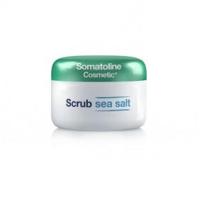 Somatoline Cosmetic Scrub Esfoliante Corpo Sea Salt 350g