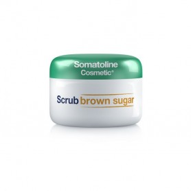 Somatoline Cosmetic Scrub Esfoliante Corpo Brown Sugar 350g