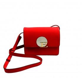 Scervino Borsa Rossa Flap Giulia 12400965 Ermanno Scervino Borse