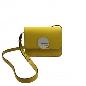 Scervino Borsa Flap Giulia Yellow 124009