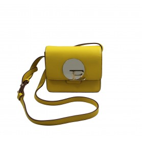 Scervino Borsa Gialla Flap Giulia 12400965 Ermanno Scervino Borse