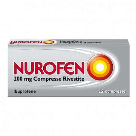 Nurofen 12 compresse Rivestite 200mg