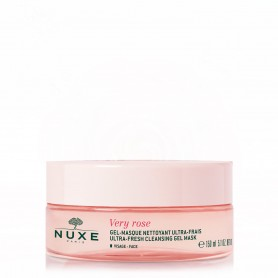 Nuxe Very Rose Gel Maschera Purificante 150ml
