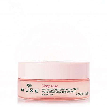 Nuxe Very Rose Gel Maschera Purificante 150ml
