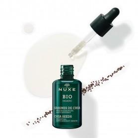 Nuxe Bio Organic Graines Chia Siero Antiossidante