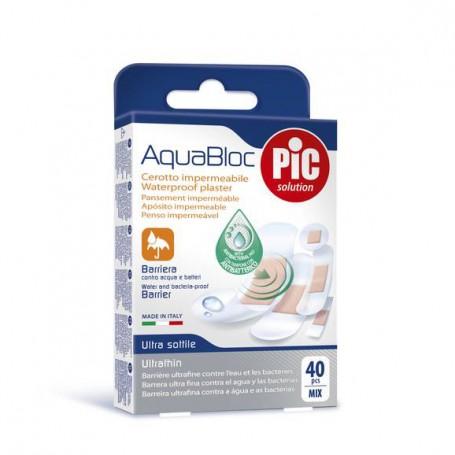 Cer Pic Aquabloc Mix 40pz