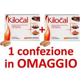 Kilocal 20 compresse + 10 OMAGGIO Dimagrante