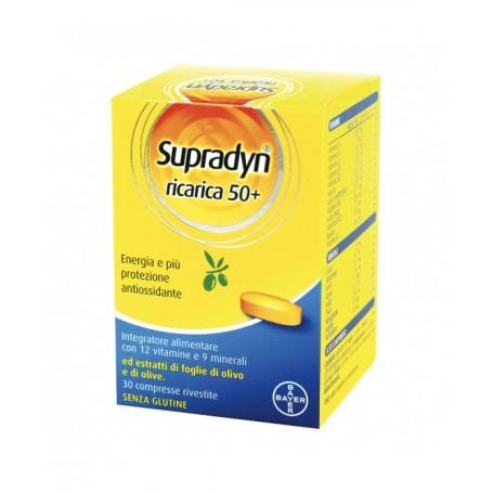 Supradyn Ricarica 50+ 30cpr