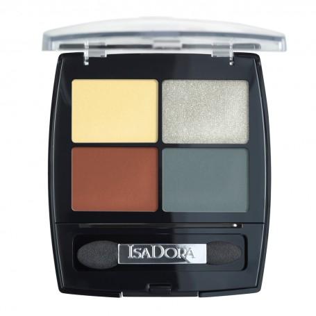 Isadora Eye Shad Quartet Ros25