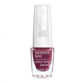 Isadora Wonder Nail Wide Brush Prugna n 435
