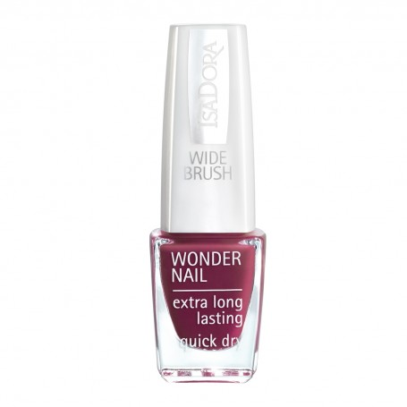 Isadora Wonder Nail Red Plu435