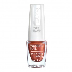Isadora Wonder Nail Wide Copper Crush n 437