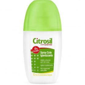 Spray Igienizzante Mani e Cute Citrosil 75ml