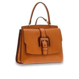 Borsa con tracolla Linea Fiorenza Wow in pelle 041431AZ The Bridge