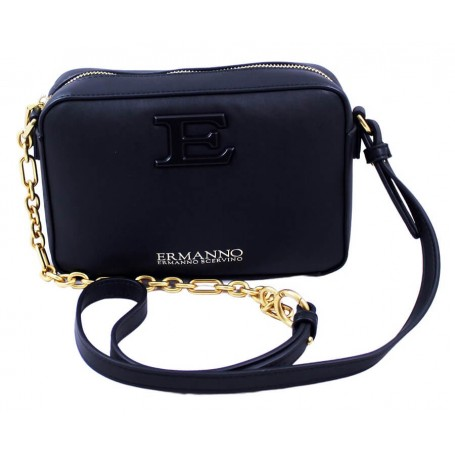 Scervino Borsa 12401053 Nera Camera Bag