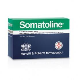 Somatoline emulsione 30 buste 0,1+0,3% MIGLIOR PREZZO e OMAGGI