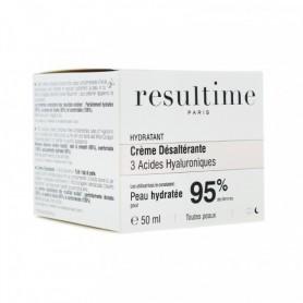 Crema Dissetante ai tre Acidi Ialuronici 50 ml Resultime