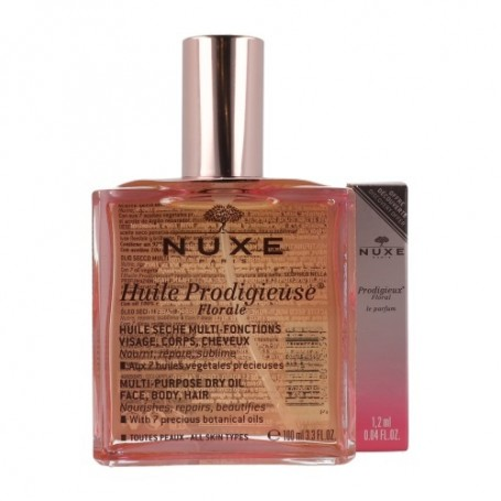 Nuxe Huile Prod+perfum Floral