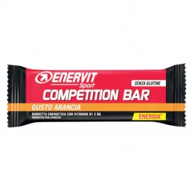 Barretta energetica Competition Bar gusto arancia Enervit