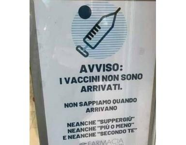Distribuzione dei vaccini antinfluenzali per la REGIONE PUGLIA